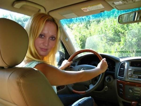 еще женщина ищет водителя киев такой момент